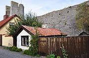 Norra murgatan 38, Visby, Gotland