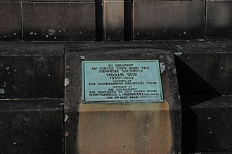 Northbridge, New South Wales - Clock Dedication