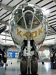 Nose of a B-29 Superfortress (5735404137).jpg