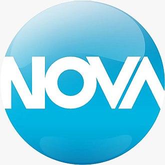 Nova television (Bulgaria) - Image: Nova logo 2011