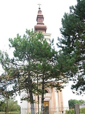 Novi Kozjak - The Orthodox church