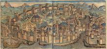 ציור של העיר קונסטנטינופול