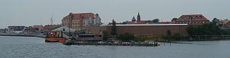 Nykøbing Falster - Nykøbing Falster waterfront