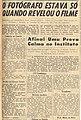 OG, 33º ano, nº 9.758, 1º caderno, quarta-feira, 26 fev. 1958, p. 3 (O fotógrafo estava só quando revelou o filme)focadoerestau.jpg