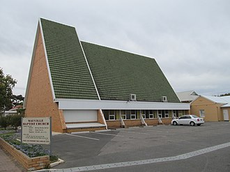 Black Forest, South Australia - Wayville Baptist Church