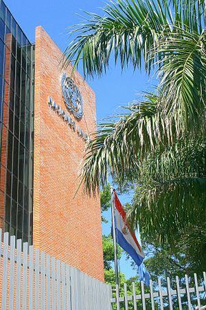 ONU Asunci%C3%B3n Paraguay by Felipe M%C3%A9ndez