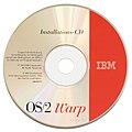 OS2 Warp 3.0 Red Spine Install Disc (German).jpg