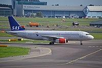 OY-KAS - A320 - SAS