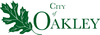 Official logo of City of Oakley