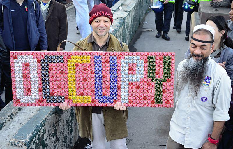 File:Occupy London - occupy sign.jpg