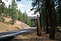 Ochoco NF entrance sign, Ochoco National Forest (36594166485).jpg