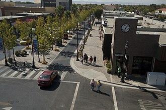 Lancaster, California - Lancaster Boulevard