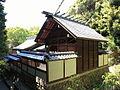 Okehazama-Shimmei-sha Honden, Okehazama-Shinmei Midori Ward Nagoya 2013.JPG