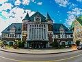 Old Quebec City Via Train Station (26448410028).jpg