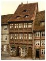 Old houses, Wernigerode, Hartz, Germany-LCCN2002713846.tif