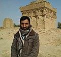 Old mithri graveyard sibi Balochistan.jpg