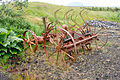 Old mower and tedder, Iceland.jpg