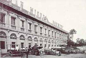 San Miguel Corporation - San Miguel's old Manila brewery.