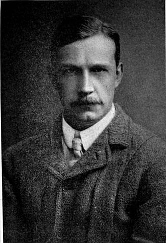 Oliver Onions - Oliver Onions ca. 1915