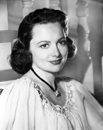 Olivia de Havilland - Studio publicity photo, 1952