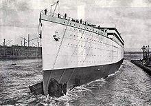 bateau olympic
