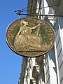 One Penny Shop Sign, Great Russell Street, London WC1 - geograph.org.uk - 398897.jpg