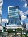 One and Five Bank Street, Canary Wharf (West Face).jpg