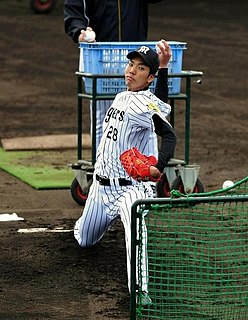 Taiki Ono Japanese baseball player