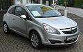 Opel Corsa D Edition 111 Jahre front 20100705.jpg