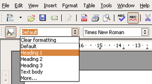 OpenOffice.org2.3 Styles and Formatting (Toolbar).png