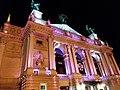 Opera house of lviv at the night.jpg