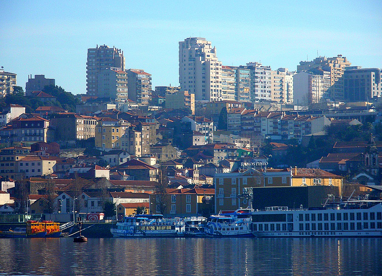 Vila Nova de Gaia, Portugal.