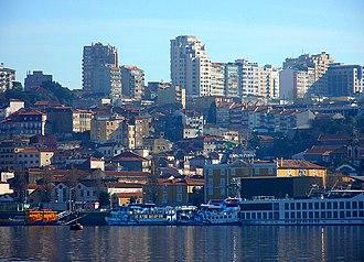 Vila Nova de Gaia - Vila Nova de Gaia, Portugal.