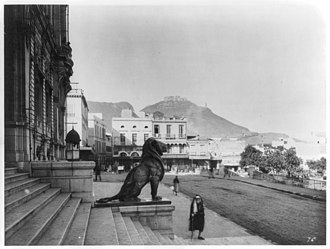 Oran - Oran from steps of City Hall, 1894