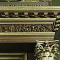 Oranjezaal vóór de restauratie- detail van het fries boven zijingang westzijde - 's-Gravenhage - 20418267 - RCE.jpg