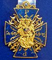 Order of Saint Michael badge (Electorate of Cologne 1720-1740) - Tallinn Museum of Orders.jpg