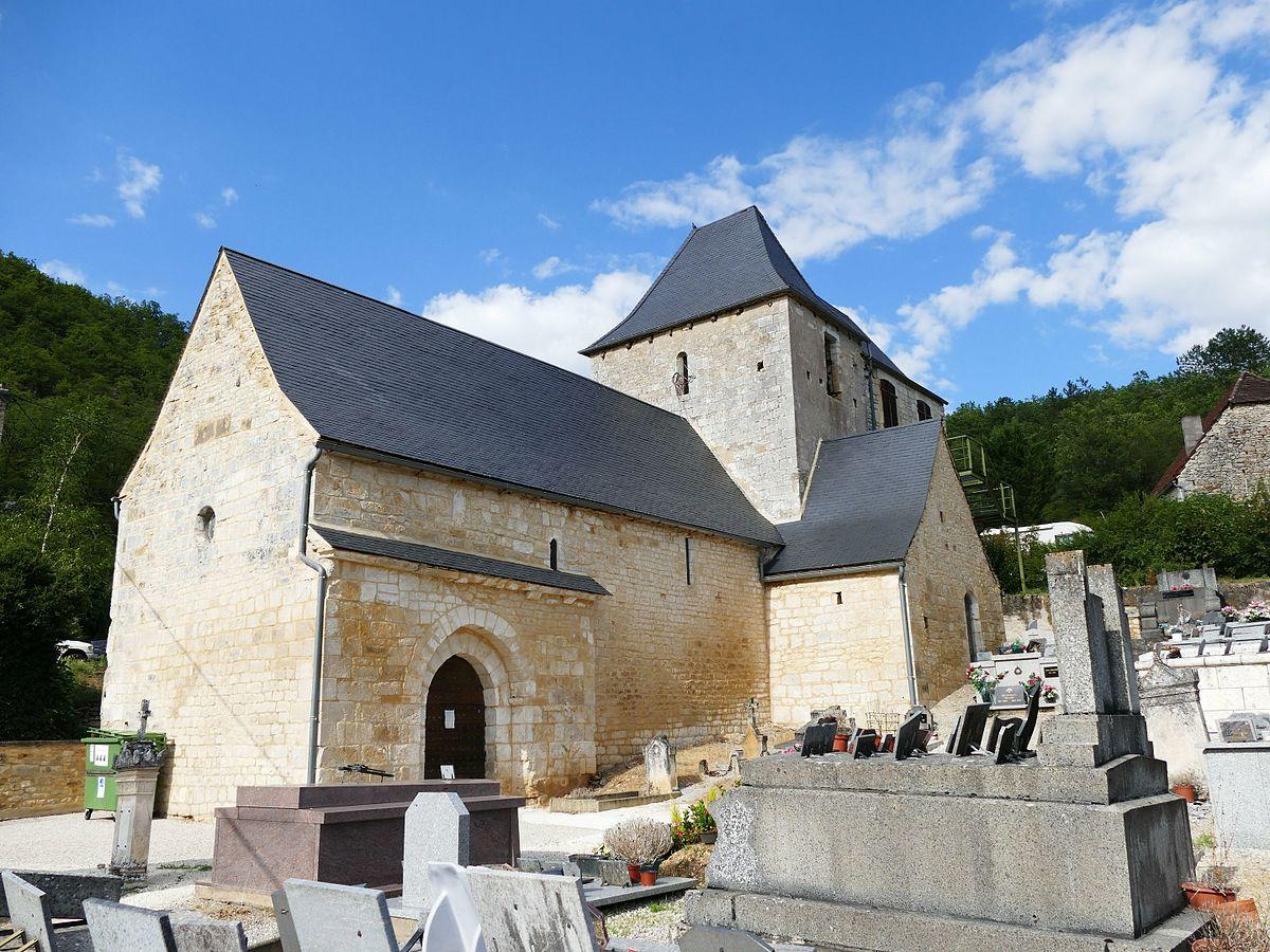 Glise saint tienne d 39 orliaguet wikip dia - Mobilier jardin d ulysse saint etienne ...