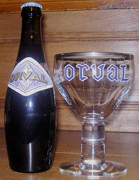 Image illustrative de l'article Orval (bière)
