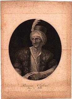 Osman Pazvantoğlu Ottoman rebel