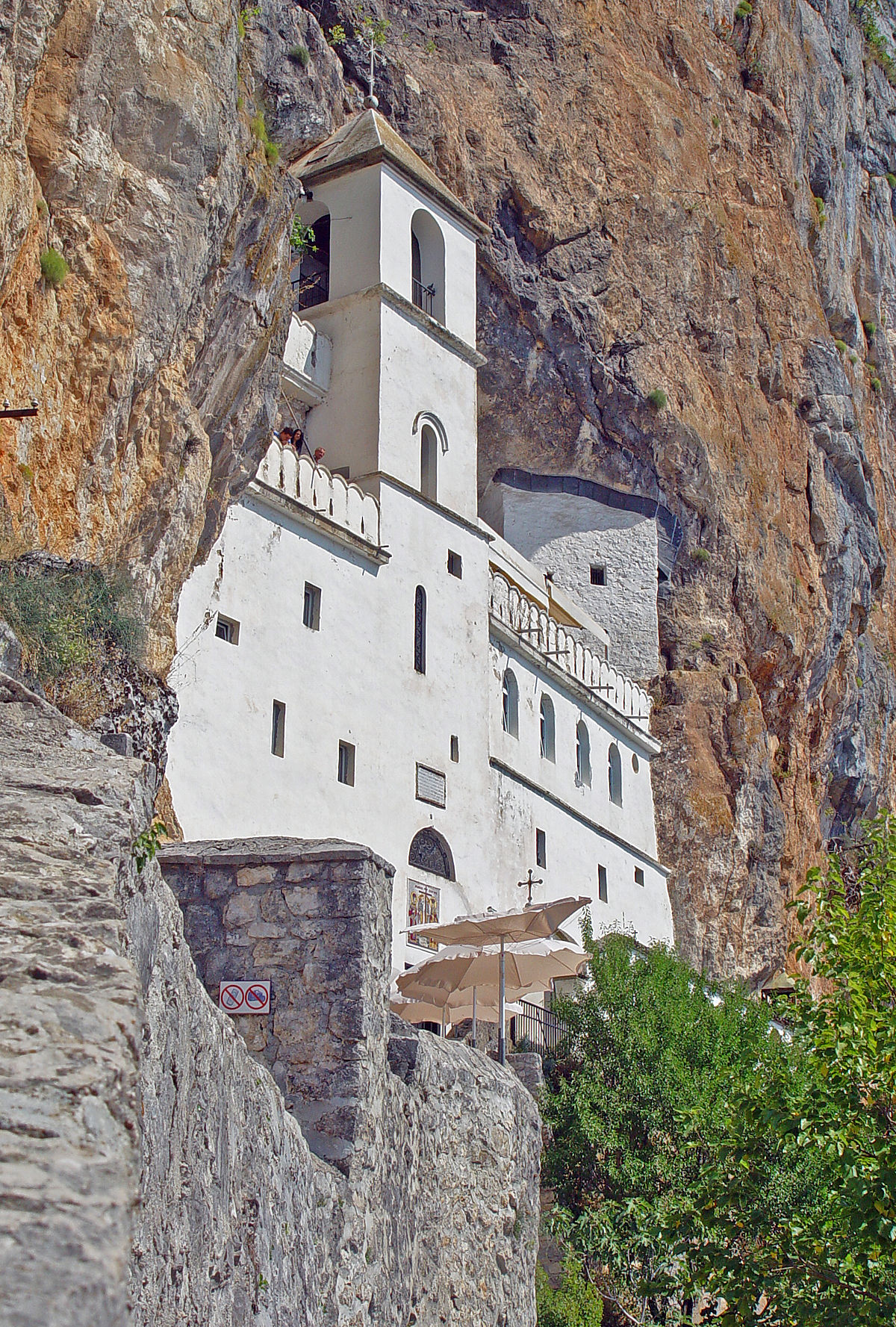 Car To Go >> Mount Ostrog – Travel guide at Wikivoyage