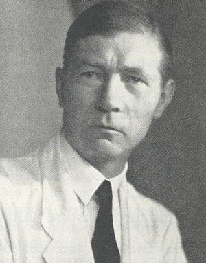 Osvald Almqvist - Osvald Almqvist in 1936