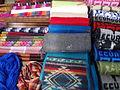 Otavalo Artisan Market - Andes Mountains - South America - photograph 025.JPG
