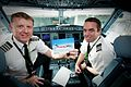 Our pilots on today's biofuel flights (6946693528).jpg