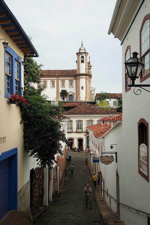 Ouro Preto November 2009-11