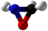 Oxaziridine Ball and Stick.png