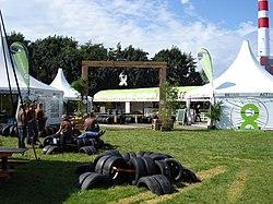 Oxfam Novib at Lowlands 2007.jpg
