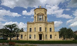 Radcliffe Observatory - South front of the observatory