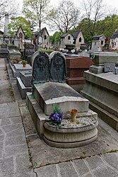 Marguerite Ceribelli: Tomb of Poussin