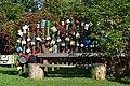 Pöls - Pfarrhof - Häferlsammlung im Garten.jpg