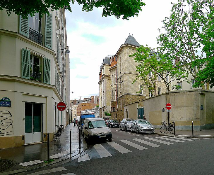 Fichier:P1100203 Paris IV rue de l'Arsenal rwk.JPG